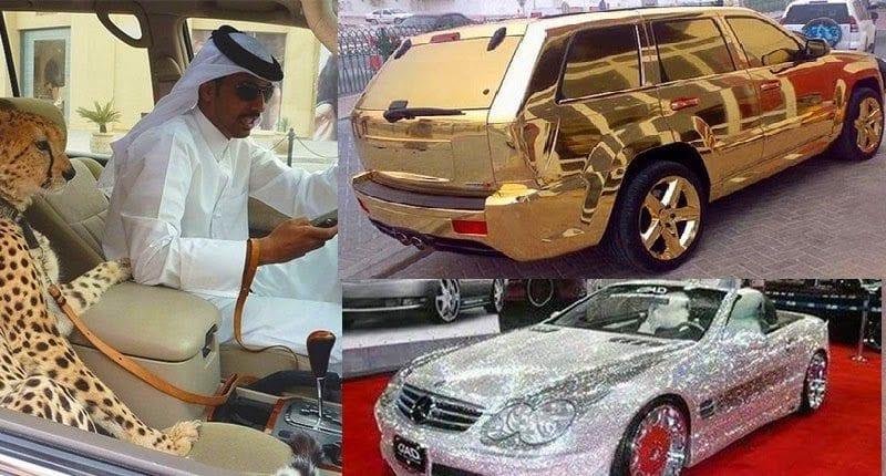 أثرياء الخليج