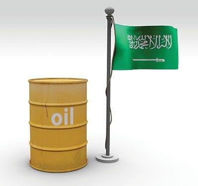 Oil Saudi