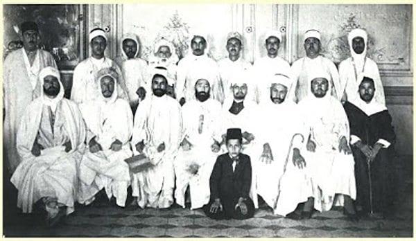 العلماء_المسلمين_الجزائريين