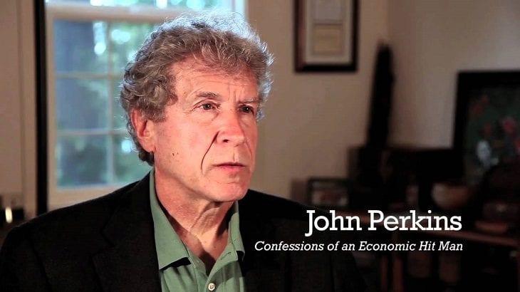 القاتل الاقتصادي جون بيركنز