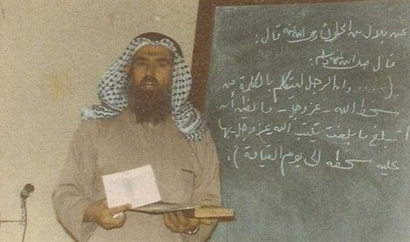 عبد الله عزام وتربية