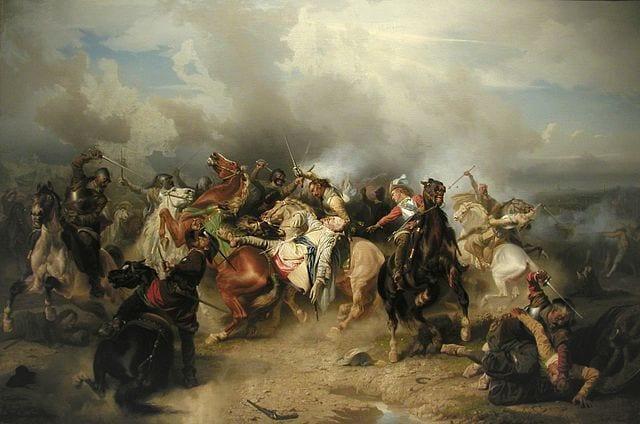 معارك في التاريخ