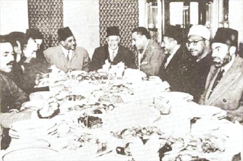 عبد الناصر والاخوان