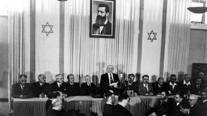 israel-staatsgruendung-1948