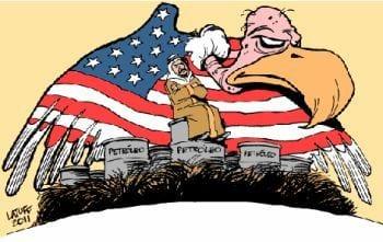 الخلافة الأمريكية