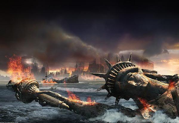 انهيار النظام الدولي