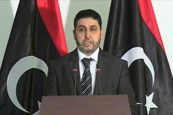 حكومة طرابلس