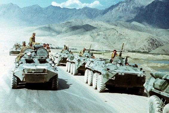 الحرب الأفغانية السوفييتيه