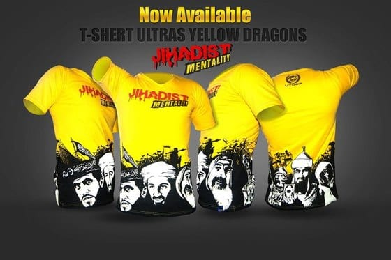 Jihadist Mentality Shirts Captured 13-4-1-thumb-560x373-1697