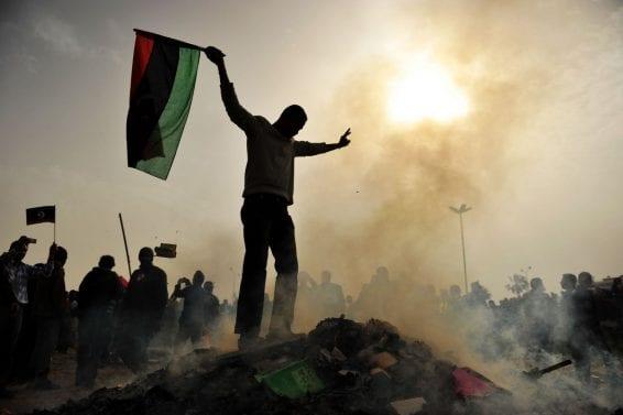 ثورة ليبيا