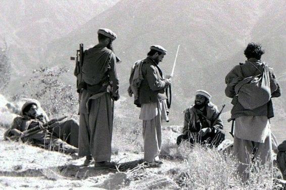 مجاهدين الأفغان