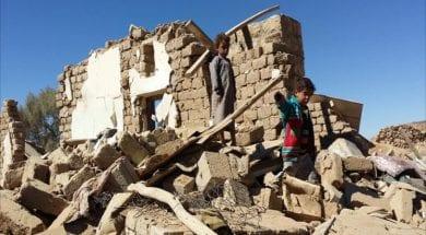 تفجير الحوثيين للمنازل.jpg