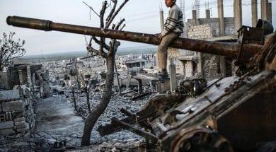 المأساة السورية 2016