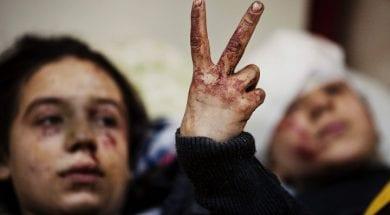 ذهبت إنسانيتكم وبقيت حلب