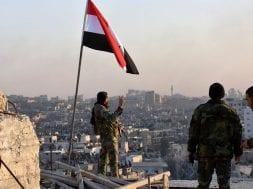 سقوط حلب الشرقية