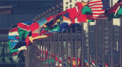 النظام العالمي والنظام الدولي