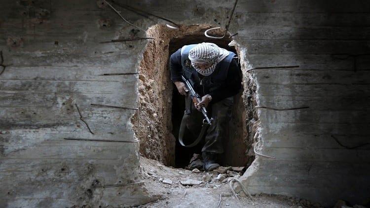 المفاوضات اقتراح ورقة عمل لثوار الشام بخصوص المفاوضات 7