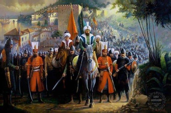 بشرى النبي بشرى النبي بعودة الإسلام: فتح القسطنطينية - فتح روما! 3