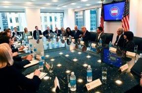 اجتماع ترامب بمديري الشركات التقنية