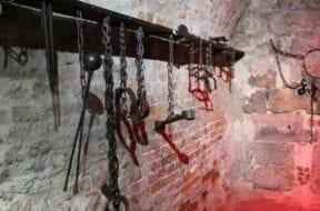 مسلخ صيدنايا وطرق التعذيب