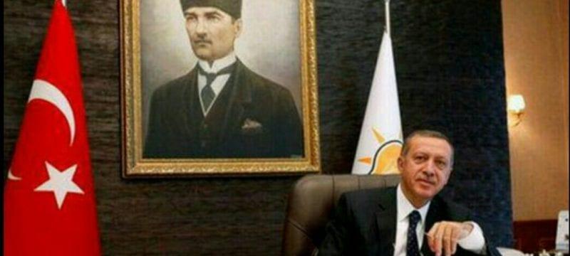 الدستور التركي بين أردوغان وأتاتورك