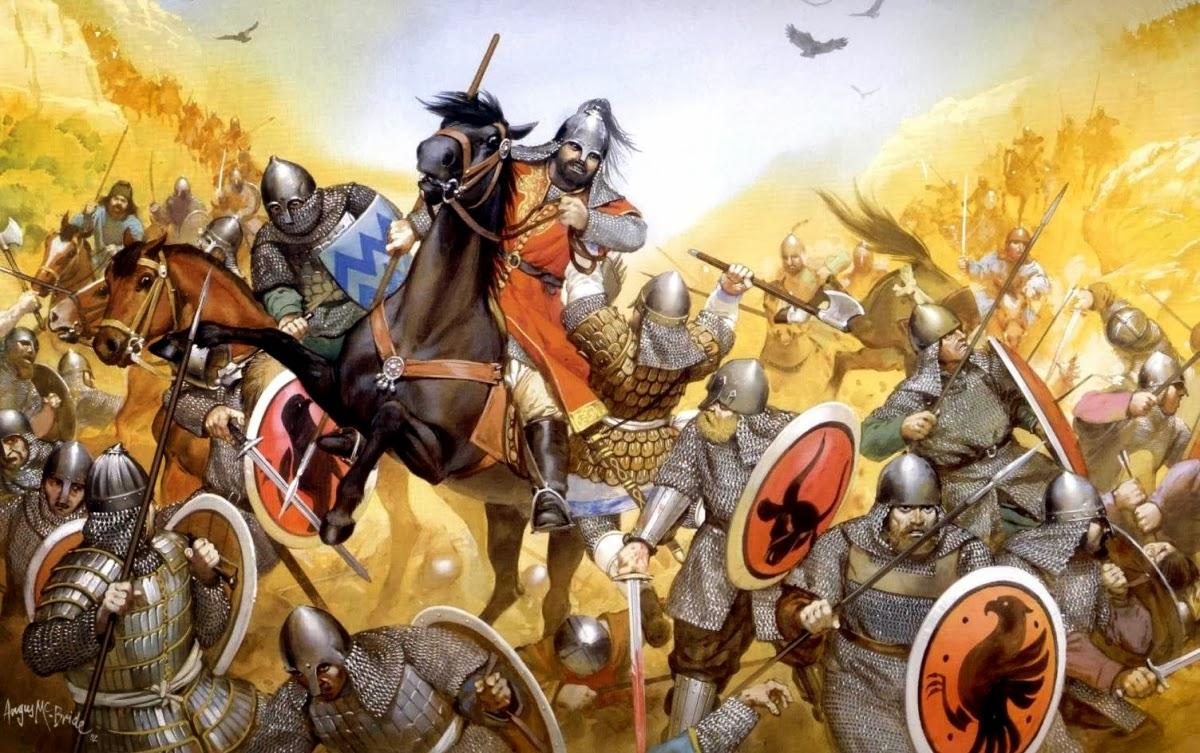 الدين أبطال مهدوا الطريق لصلاح الدين ليقود معارك تحرير القدس واستعادتها إلى حضن الأمة 5