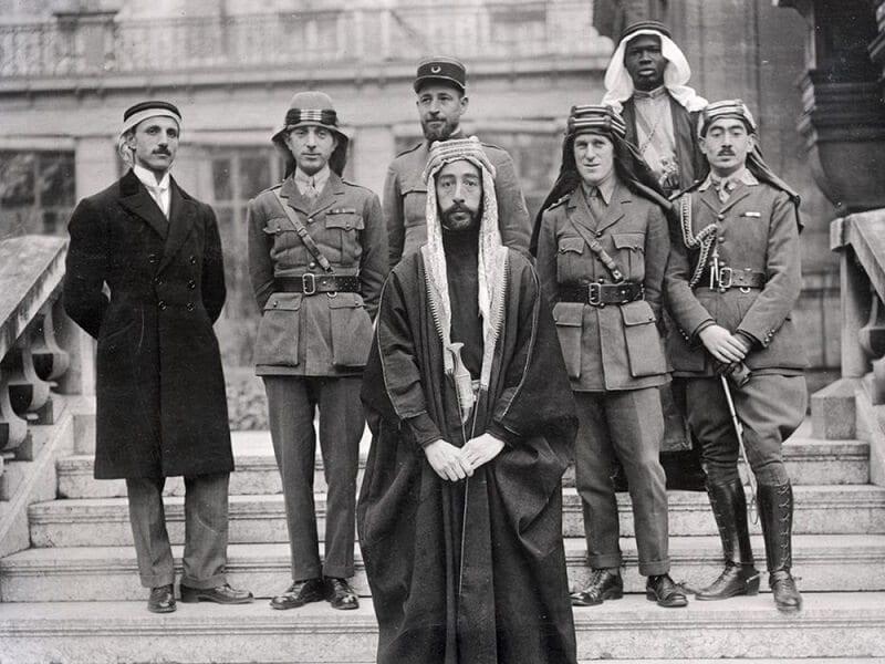الثورة العربية الكبرى: أحداث وعبر من الانقلاب على الدولة العثمانية 5