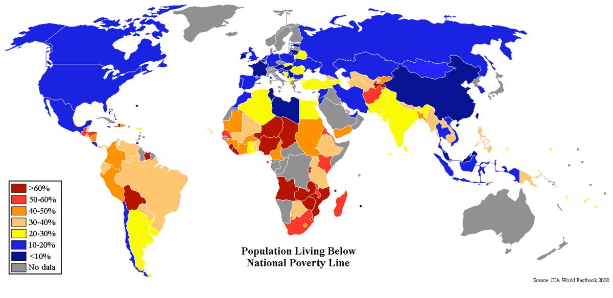 الجوع أكثر من ثلث العرب يعيشون تحت خط الفقر وهم أغنى الناس! إلى متى؟! 1