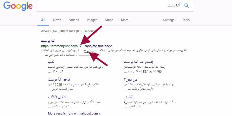 حجب دليلك لتصفح بدون حجب... كيف تتجاوز حجب المواقع؟ 7