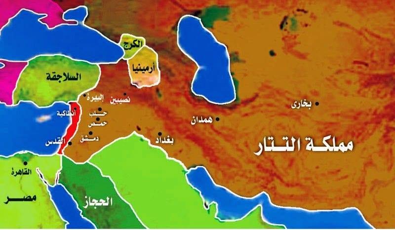 حاضرة العالم الإسلامي بين يدي التتار: بغداد بين الماضي والحاضر! 3