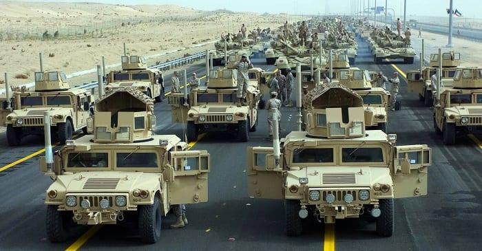 دراسة للمؤسسة العسكرية الأمريكية: الإمبراطورية الأمريكية نحو الانهيار