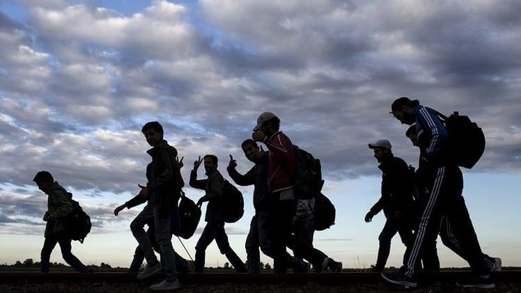 المهاجرين وقفة مع مفهوم المهاجرين والفتاوى الوطنية المبنية عليه في الشام 1