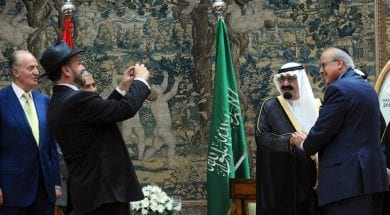 Saudi King and the Rabbi