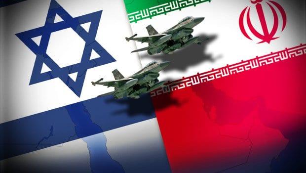 القوة العسكرية الإيرانية بين الواقع والدعاية Israel-iran-air-strike