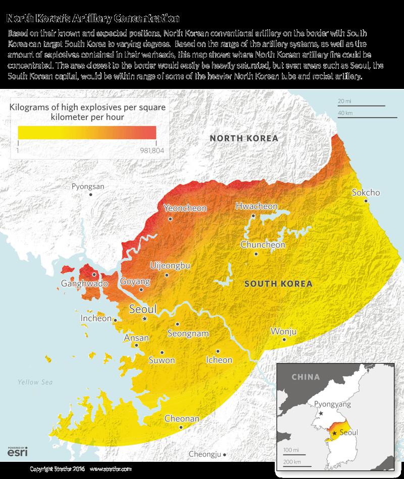 11 حقيقة غريبة لا تعرفها عن كوريا الشمالية 23-north_korea_artillery
