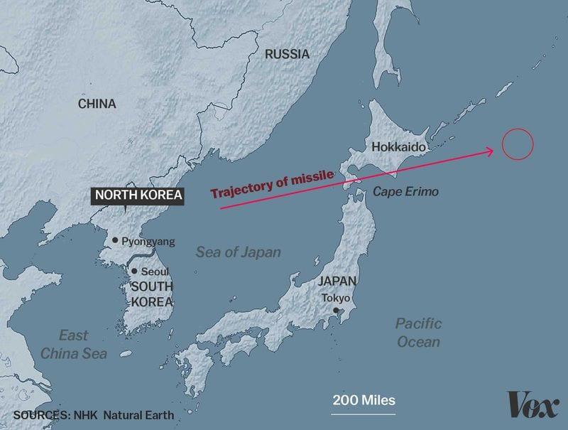 11 حقيقة غريبة لا تعرفها عن كوريا الشمالية 34-Hokkaido_Map