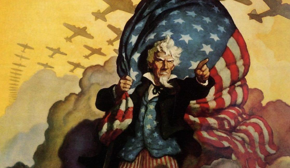 القوة الأمريكية في ميزان الحضارات Uncle-Same-War-bonds-poster-e1469795484661-1