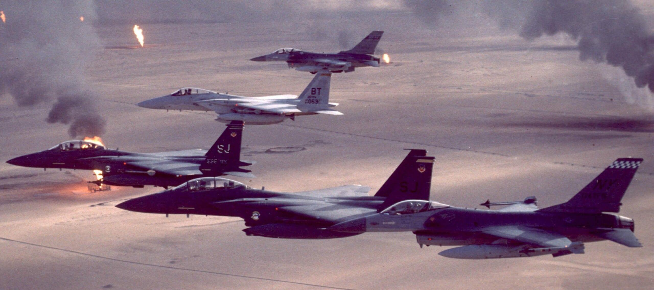 معضلة الجو: استراتيجية مواجهة التفوق الجوي - تقييم القوة الجوية المعادية 9