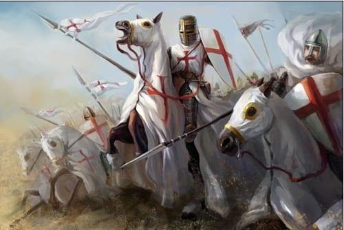 في ظلال الحروب الصليبية: نحو الاستعمار والامبريالية 9