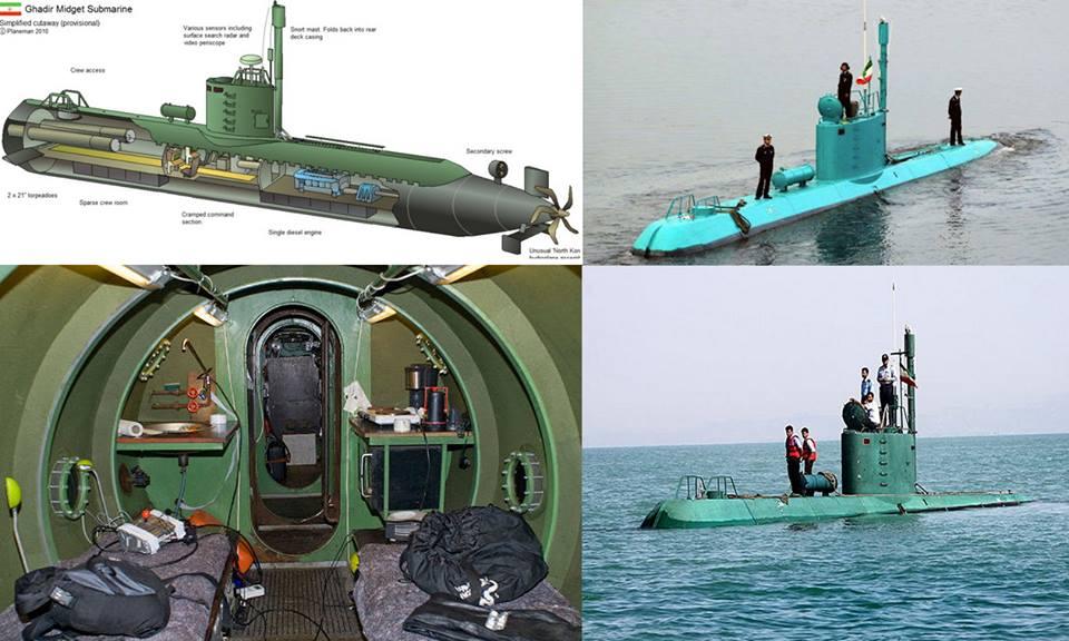 القوة العسكرية الإيرانية بين الواقع والدعاية %D8%A7%D9%84%D8%BA%D9%88%D8%A7%D8%B5%D8%A9-%D8%BA%D8%AF%D9%8A%D8%B1
