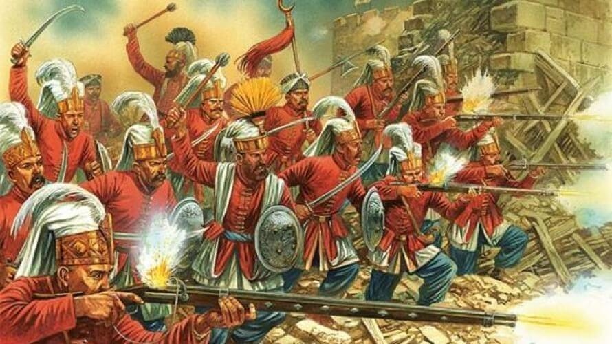 عثمان بن أرطغرل: بزوغ إمبراطورية العثمانيون 1
