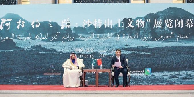 الصين إيلان بيرمان: الصين تُعِيد تشكيل السياسات الإقليمية في الشرق الأوسط 3