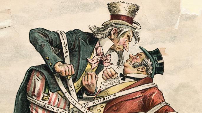 هيستوري إكسترا: دليلك الموجز للاختلافات بين حكومتي بريطانيا والولايات المتحدة 1