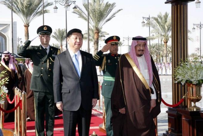 الصين إيلان بيرمان: الصين تُعِيد تشكيل السياسات الإقليمية في الشرق الأوسط 1