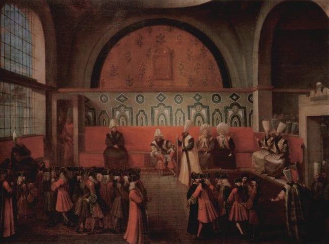 كرمٌ عثمانيٌّ قابلته أوروبا بالغدر، حينما عاش سفراء أوروبا على نفقة السلطان 1