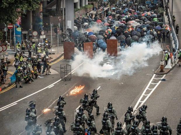 واشنطن بوست: 5 خرافات حول الحركات الاحتجاجية 1