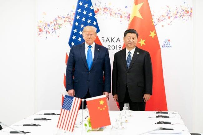 قراءة في الحرب الاقتصادية بين الصين والولايات المتحدة 3
