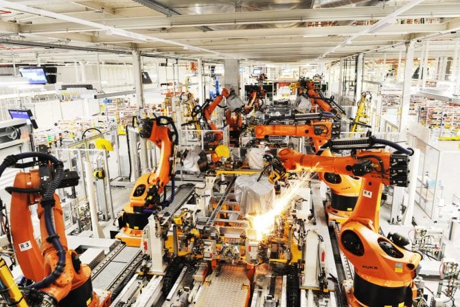 فوكس: هكذا ستتأثر أقوى دولة في العالم بثورة الروبوتات.. ماذا عن شعوب الدول النامية؟ 1