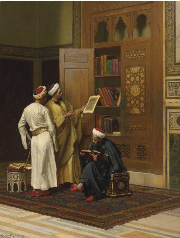 مراجعة كتاب الإسلام في بريطانيا 1558 - 1685 5