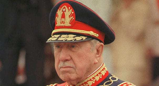 أوغستو بينوشيه والحُكم العسكري في الشيلي 1